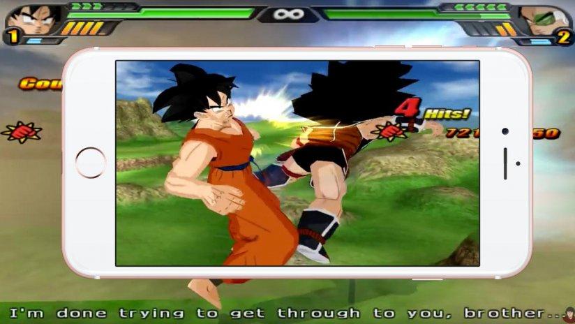 Xenoverse Battle: Goku Budokai 1 0 3 Download APK for