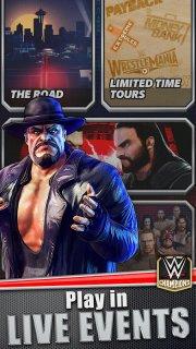 WWE Champions Free Puzzle RPG screenshot 16