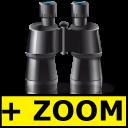 Binóculos Zoom - Mega Zoom Binóculos