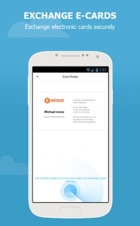 Camcard business card reader 748120180724 download apk for camcard business card reader screenshot 7 reheart Gallery