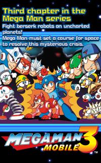 MEGA MAN 3 MOBILE 1 02 00 Download APK for Android - Aptoide