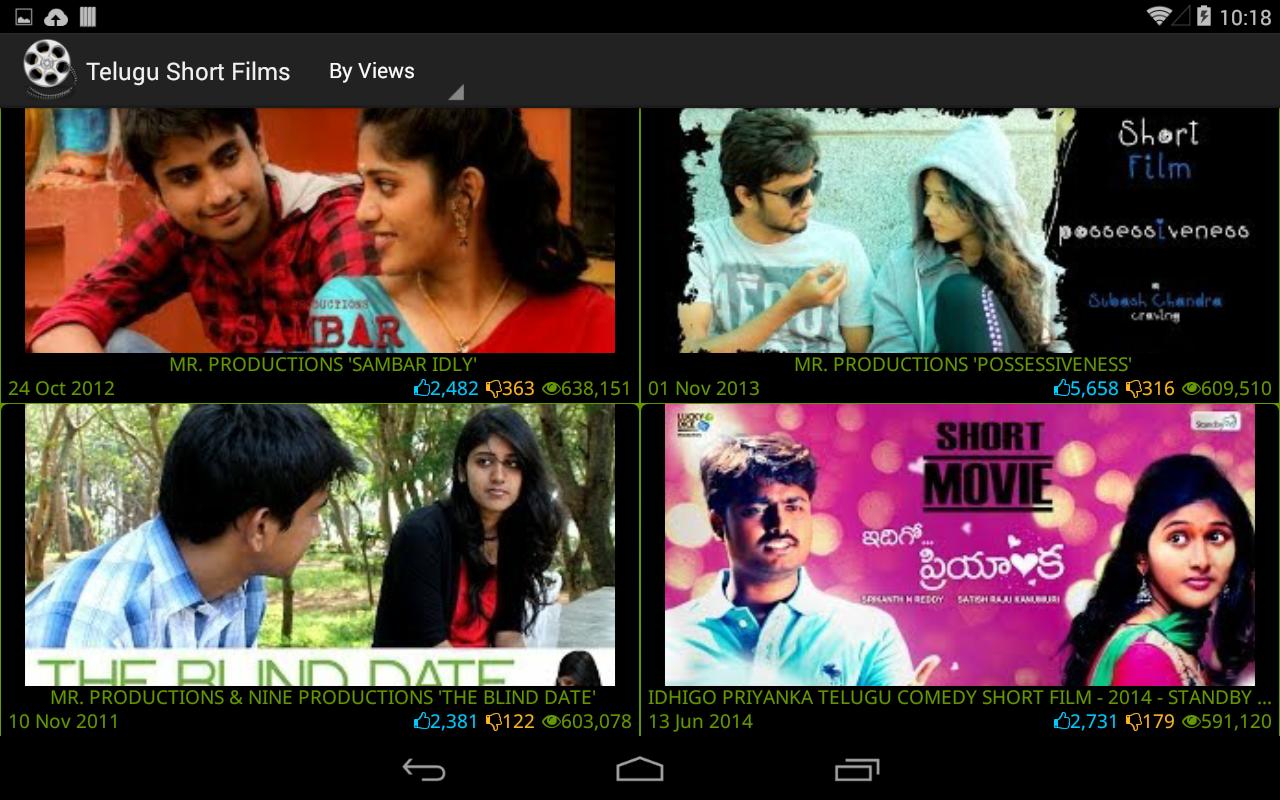 mr productions telugu short films free download
