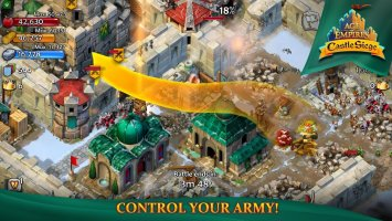 Age of Empires: Castle Siege Screen