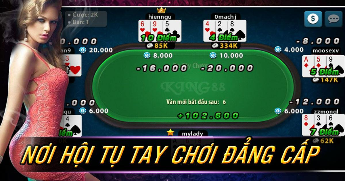 Download poker king88 what is the house advantage in roulette