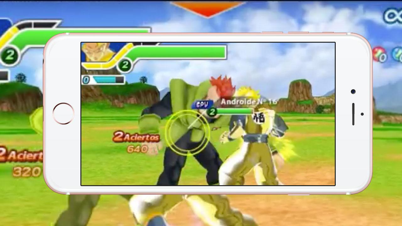 Goku War: Xenoverse Tenkaichi screenshot 1