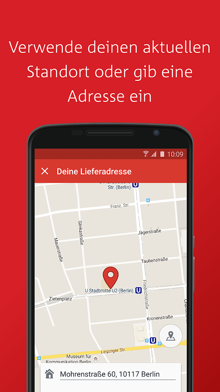 Lieferheld | Essen bestellen screenshot 2