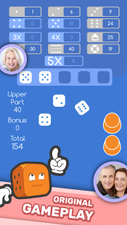 Dice Duel screenshot 1