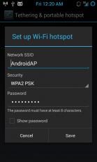 wi fi router screenshot 1
