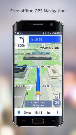 GPS Navigation - Drive & Bike home with City Maps 18 8 0-861
