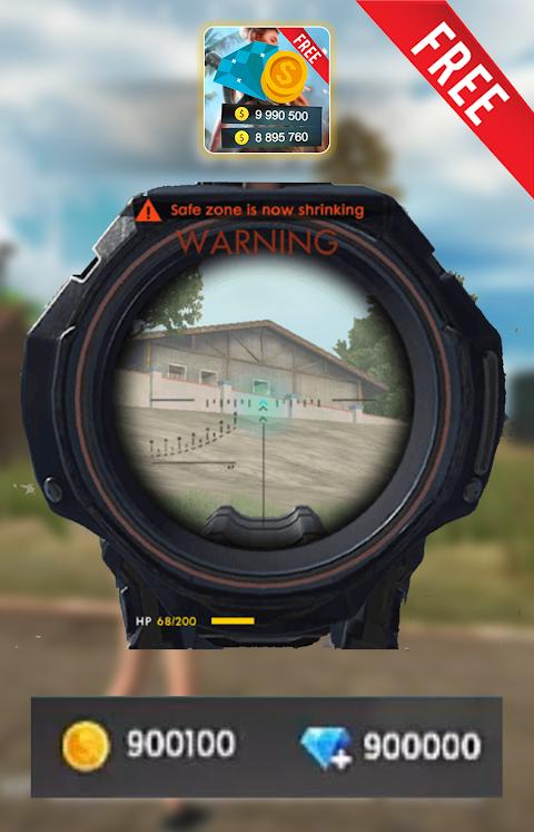 Diamond Free Fire Calc Free screenshot 2