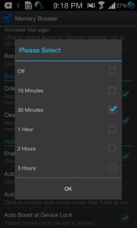 Memory Booster (Full Version) screenshot 8