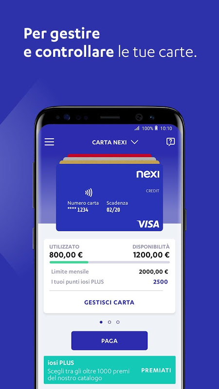 Nexi Pay screenshot 1