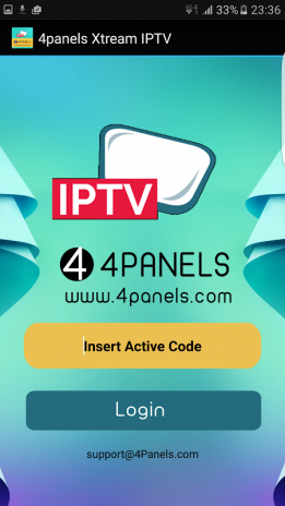 4panels Xtream IPTV 1 4 Download APK for Android - Aptoide