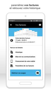 Orange et moi France screenshot 7
