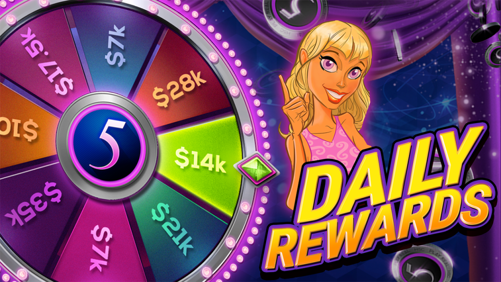 High five casino free slots