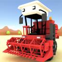 Blocky Farm Racing & Simulator