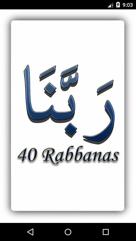 40 RABBANA GRATUIT TÉLÉCHARGER LES