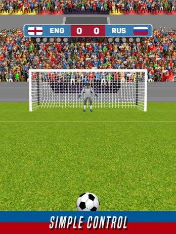 Penalty Kick: Soccer Football 1.02 Apk +Mod
