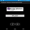 Future Vision Entertainment App Screenshot