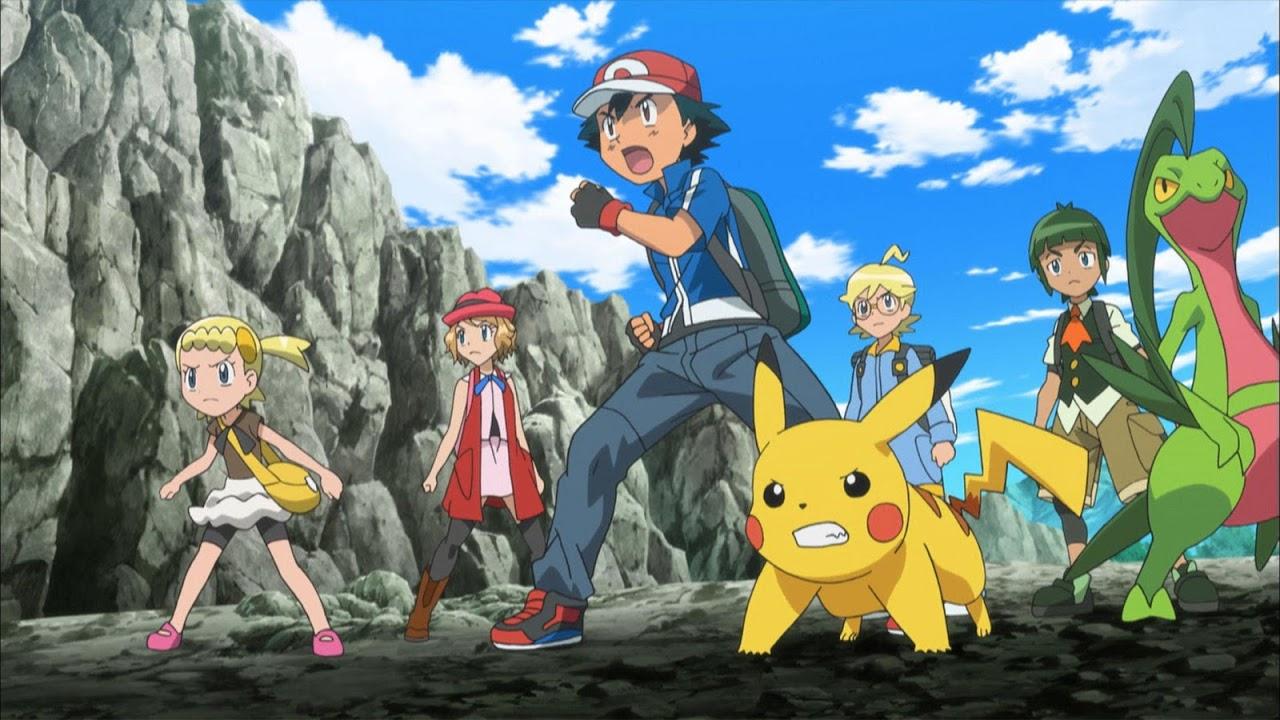 Pokémon TV screenshot 2