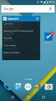 To Do List Screen