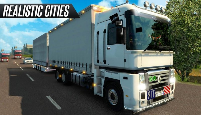 Euro truck simulator 2017 1. 3 загрузить apk для android aptoide.