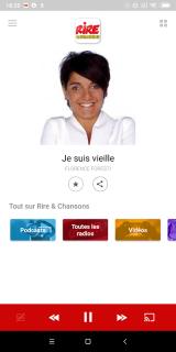 Rire & Chansons Radio screenshot 5