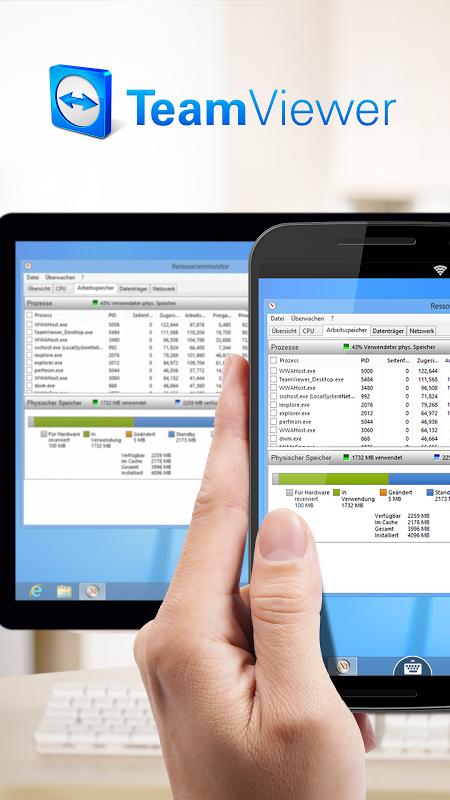TeamViewer para Remote Control screenshot 2