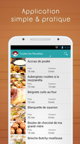 Recette Special 2 0 1 Download Android Apk Aptoide