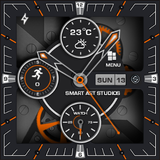 Watch Face - Hybrid Interactive 1 1 Download APK for Android - Aptoide