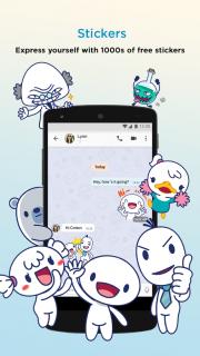BBM - Free Calls & Messages screenshot 3