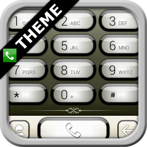 exDialer Jelly Pearl Theme