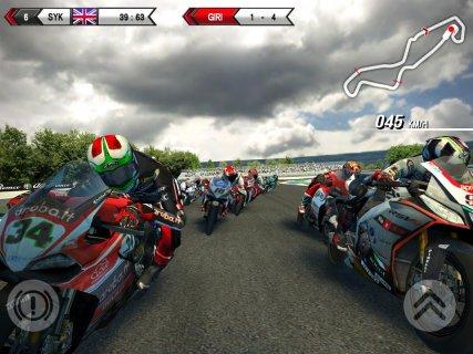 SBK15 Official Mobile Game screenshot 11