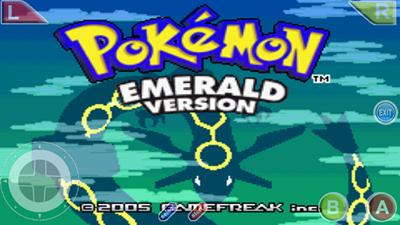 pokemon emerald free download for android