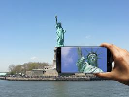 Camera Zoom - Zoom Enhancer Screen