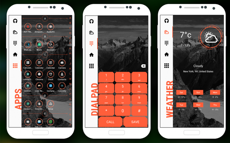 Strip Launcher 2019 - stylish theme 5 0 Download APK for