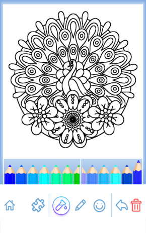 Coloring Book For Adults Screenshot 22