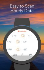 accuweather weather forecast screenshot 8
