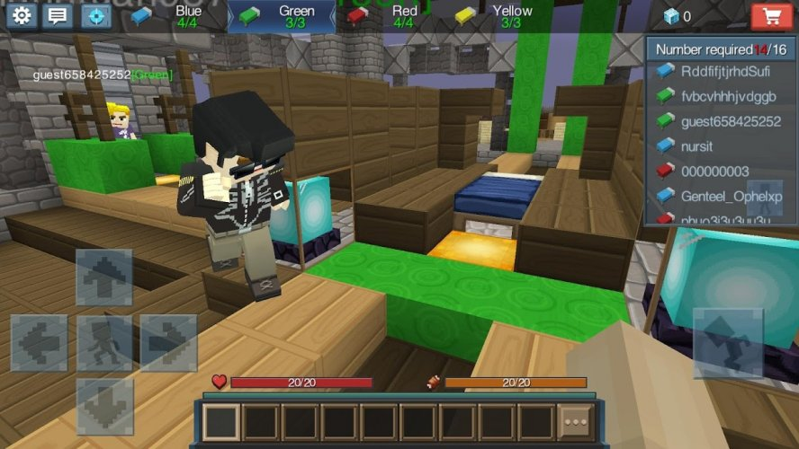 Bed Wars screenshot 3