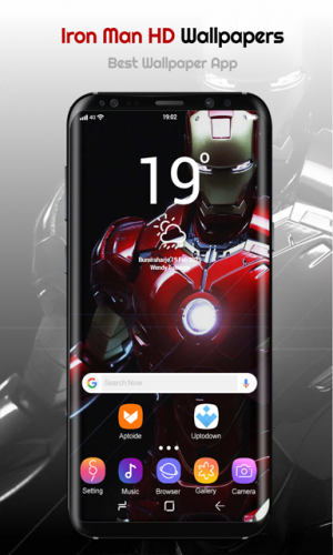Iron Man Wallpapers 3 2 Download Apk Android Aptoide