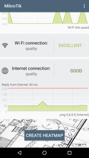 Wi-Fi Heatmap screenshot 4