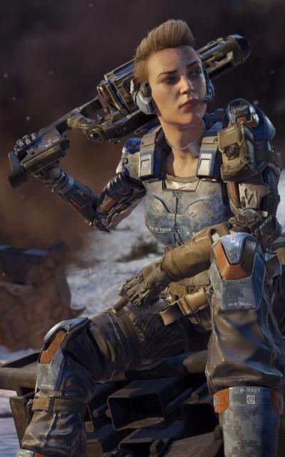 Call of Duty : Mobile Wallpaper HD screenshot 2