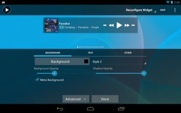 poweramp music player trial screenshot 15