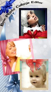 Bow Photo Collage Editor screenshot 2