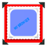 my browser आइकॉन