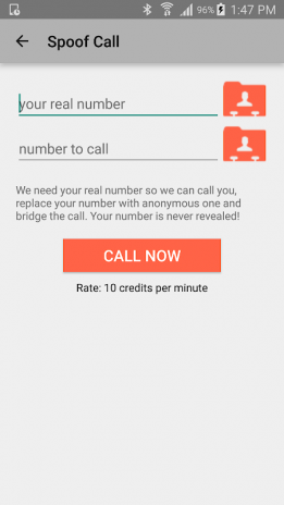 Spoof Call 3 3 Download APK for Android - Aptoide