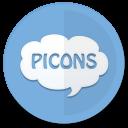 All New Picons - Icon Theme