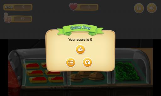 Food Shop - provide the food screenshot 4