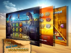 Slots - Pharaoh's Way Screenshot