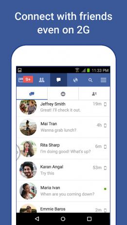 telecharger facebook lite 2.2.2